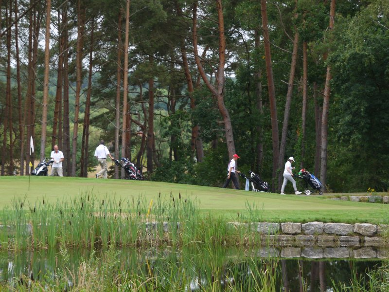 Golfhotel Quot Best Western Premier Airporthotel Fontane